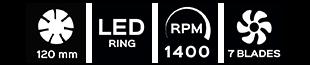 1400rpm-120mm-ring-7blades